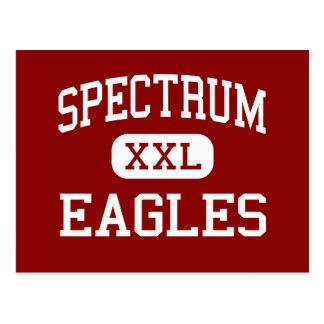 Spectrum - Eagles - Senior - Stuart Florida Postcard