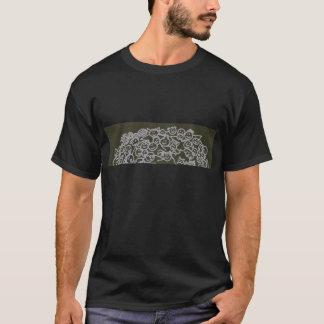 """Spectrum """"feels like family"""" T-Shirt"""