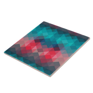 Spectrum Geometric Background Tile