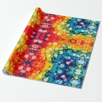 Spectrum Gift Wrapping Paper