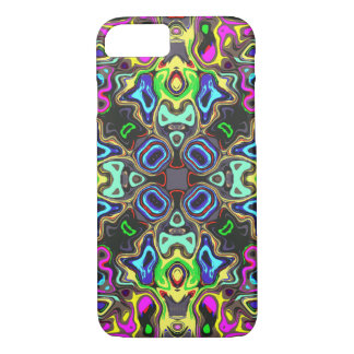 Spectrum of Abstract Shapes iPhone 7 Case