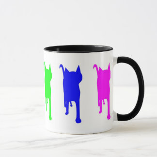 Spectrum of Cats 2 Mug