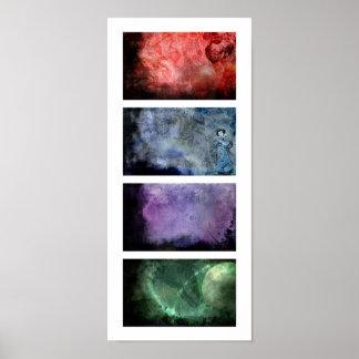 Spectrum Series Poster