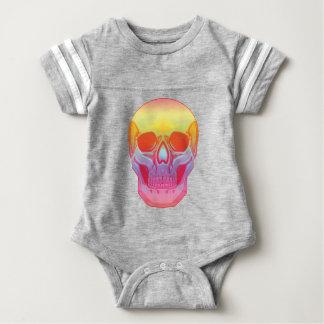 Spectrum Skull Baby Bodysuit