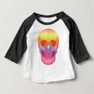 Spectrum Skull Baby T-Shirt