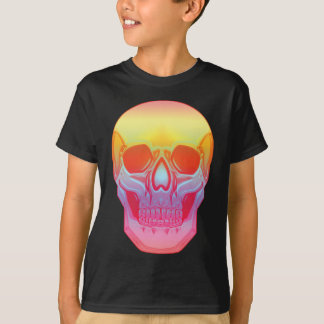 Spectrum Skull T-Shirt
