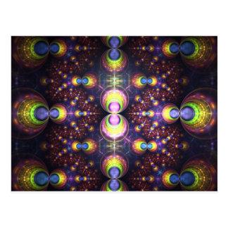 Spectrum Spheres - Postcard