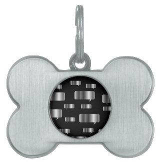 speech bubble background pet tags