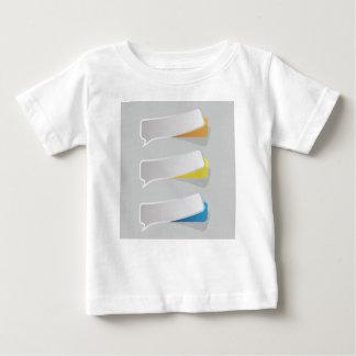 speech bubbles baby T-Shirt