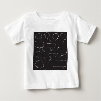 Speech Bubbles Baby T-Shirt