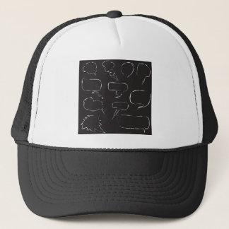 Speech Bubbles Trucker Hat