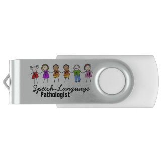 Speech-Language Pathologist USB Flash Drive