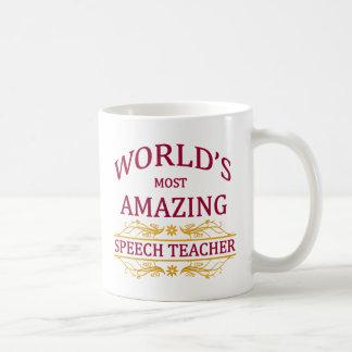 Speech Teacher Coffee Mug