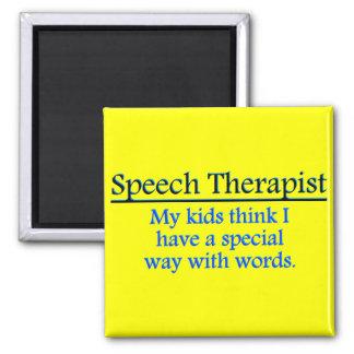 Speech Therapist Magnet