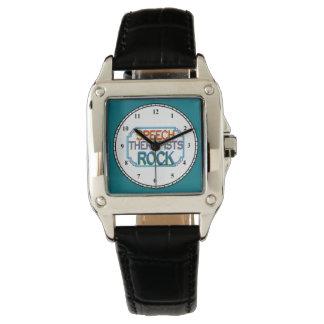 Speech Therapists Rock Wristwatch
