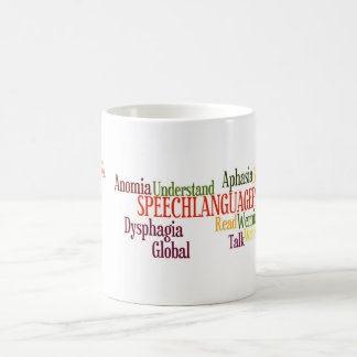Speech Therapy Coffee Mug