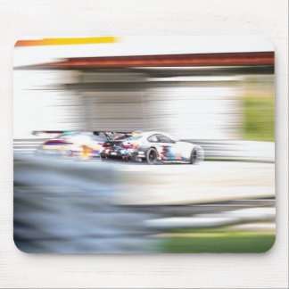 Speed Blur Mouse Pad