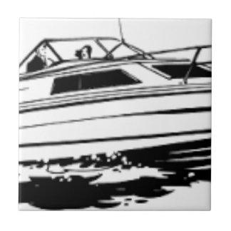 Speed Boat Cruiser Tile