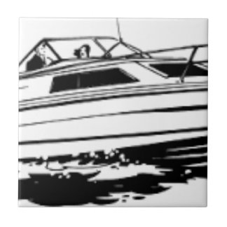 Speed Boat Cruiser Tiles