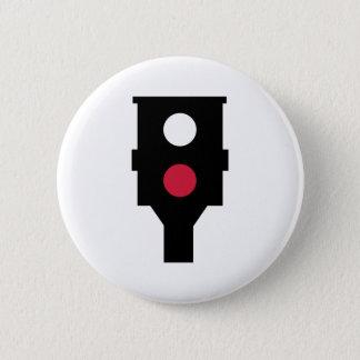 Speed camera 2 inch round button
