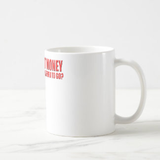 speed costs coffee mug