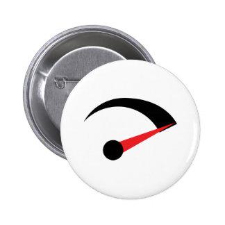 speed fast needle indicator button