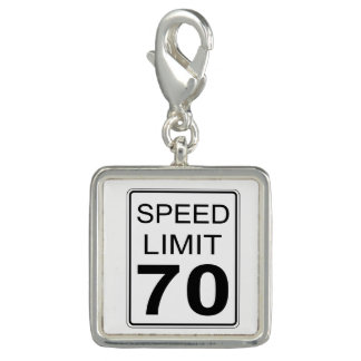 Speed Limit Charm