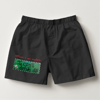 Speed Racer Shorts Boxers