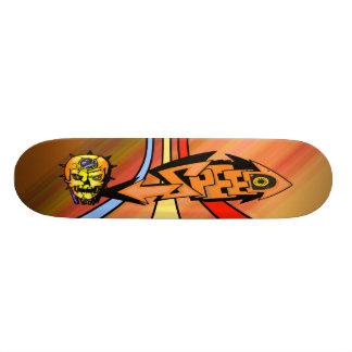 Speed Skateboard