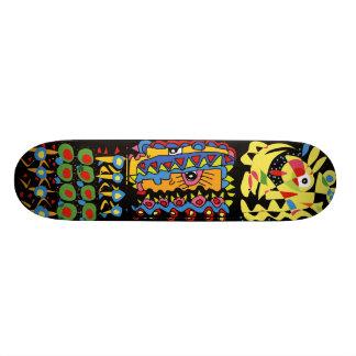 Speed Skateboard Deck