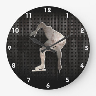Speed Skater; Cool Clock