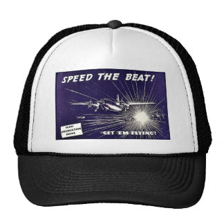 Speed The Beat Hat