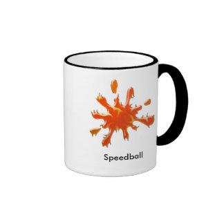 Speedball, mySplat.com mug