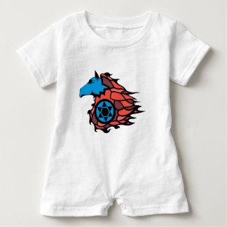 SpeedHorse Baby Romper