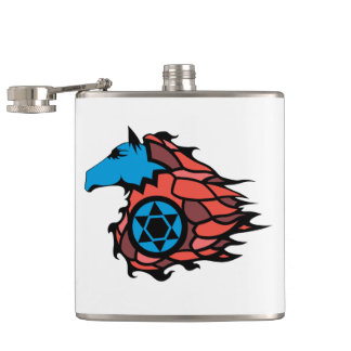 SpeedHorse Hip Flask