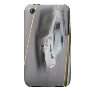 Speeding Sports Car iPhone 3 Cover