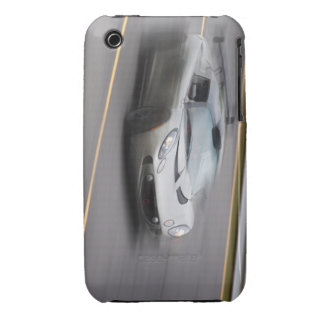 Speeding Sports Car iPhone 3 Cover