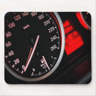 Speedometer Mouse Pad