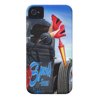 Speeds Towing Rat Rod Truck Rockabilly Betty iPhone 4 Cover
