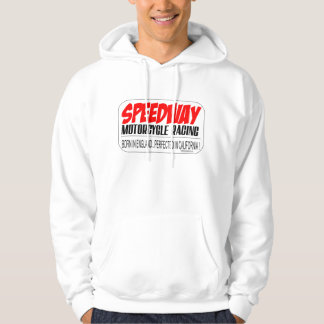 Speedway Racing,Born in UK..Perfected in Californi Hoodie