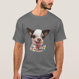 Speedy Boy Boy Chihuahua T-Shirt