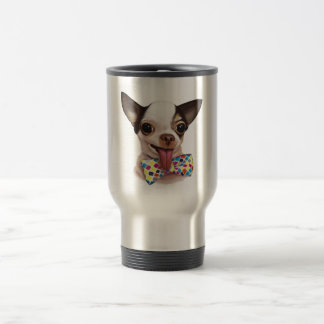 Speedy Boy Boy Chihuahua Travel Mug