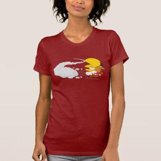 Speedy Gonzales Running in Color T-Shirt