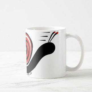 Speedy Snail Coffee Mug