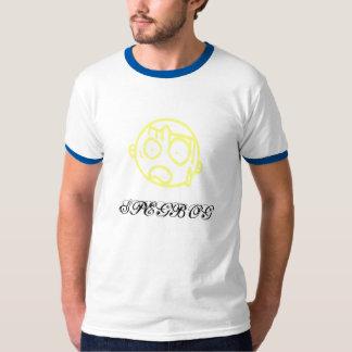 Spegbog Ringer T-shirt