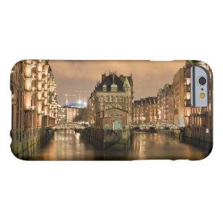 Speicherstadt, Hamburg Barely There iPhone 6 Case