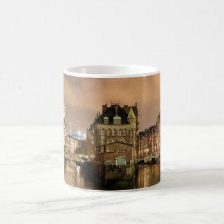 Speicherstadt, Hamburg Coffee Mug