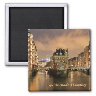 Speicherstadt, Hamburg Magnet