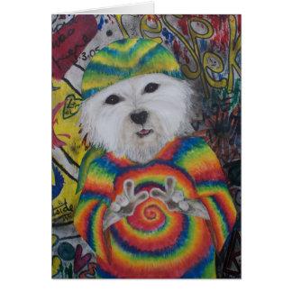 Spek, the West Highland Terrier Card