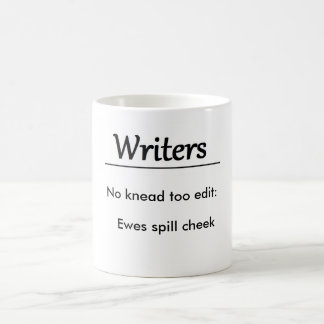 Spell Check Coffee Mug